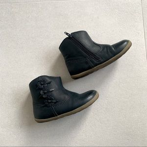 Bobux New Zealand step up Blue Booties